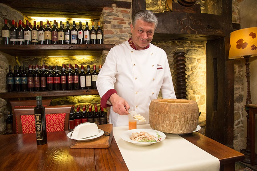 Cooking classes in Cortona for foodies – Restaurant La Bucaccia