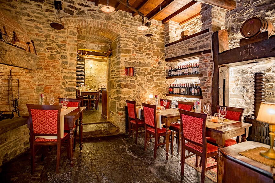 Restaurant for wedding parties and receptions in Cortona | Ceremonies and receptions in Cortona